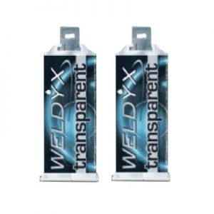 WELDYX TRANSPARENT 1:1 50 ml
