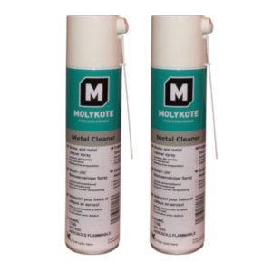 METAL CLEANER MOLYKOTE  SPRAY 400 ml