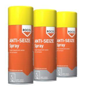 spray montażowy antyzatarciowy anti seize rocol