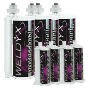 WELDYX PROFESSIONAL 15 CZARNY 10:1 490 ml