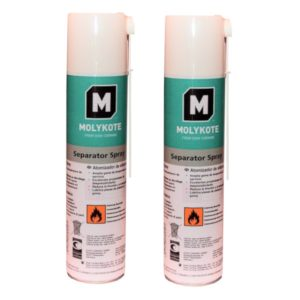 SILICONE SEPARATOR MOLYKOTE SPRAY 400 ml