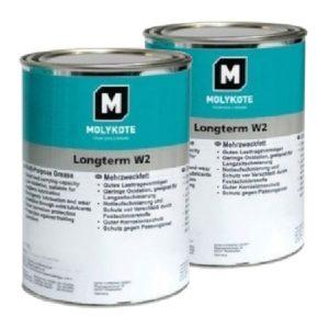 SMAR BIAŁY MOLYKOTE LONGTERM W2 1 kg