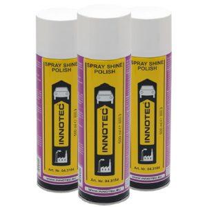 PREPARAT POLERSKI SHINE POLISH INNOTEC Spray 500 ml