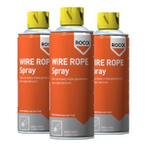 SMAR DO LIN WIRE ROPE ROCOL SPRAY 400 ml